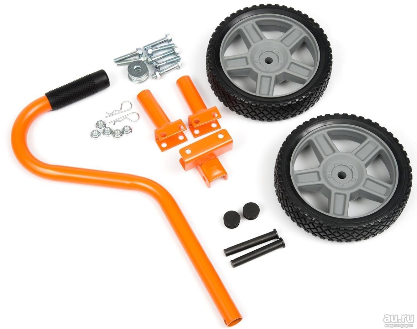Комплект колес для генераторов ECT 7000 в Чухломае